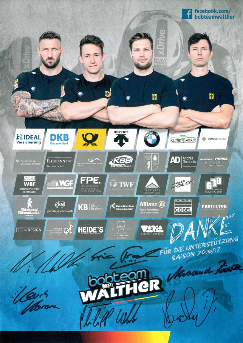 Walther Bobteam